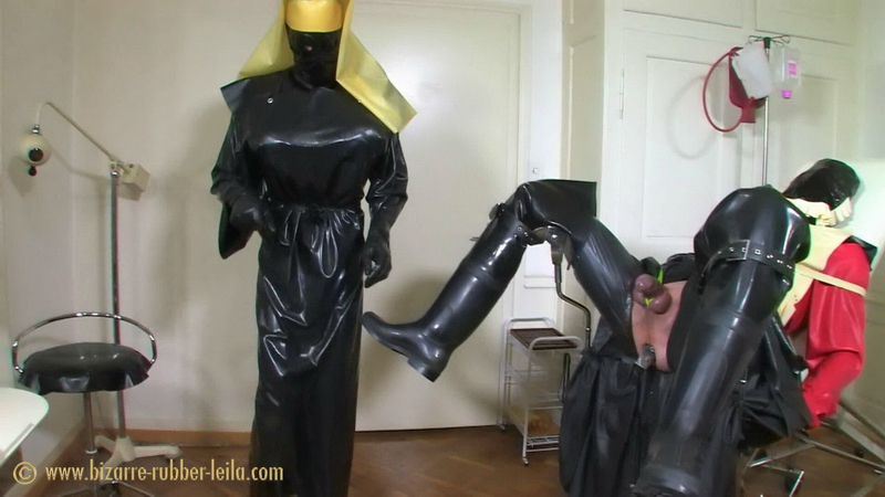 Latex tranny dvd