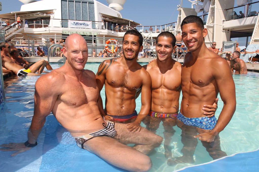 the in Gay cruise