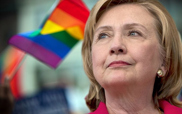 hillary gay Is