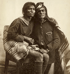 Native americans gay marriage
