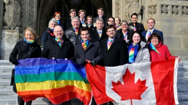 in canada rights Gay