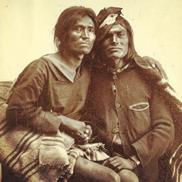 marriage gay Native americans