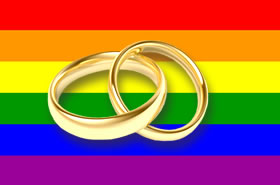 band Gay marriage