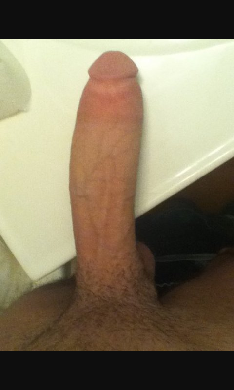 wide pic cock 9inch shemale