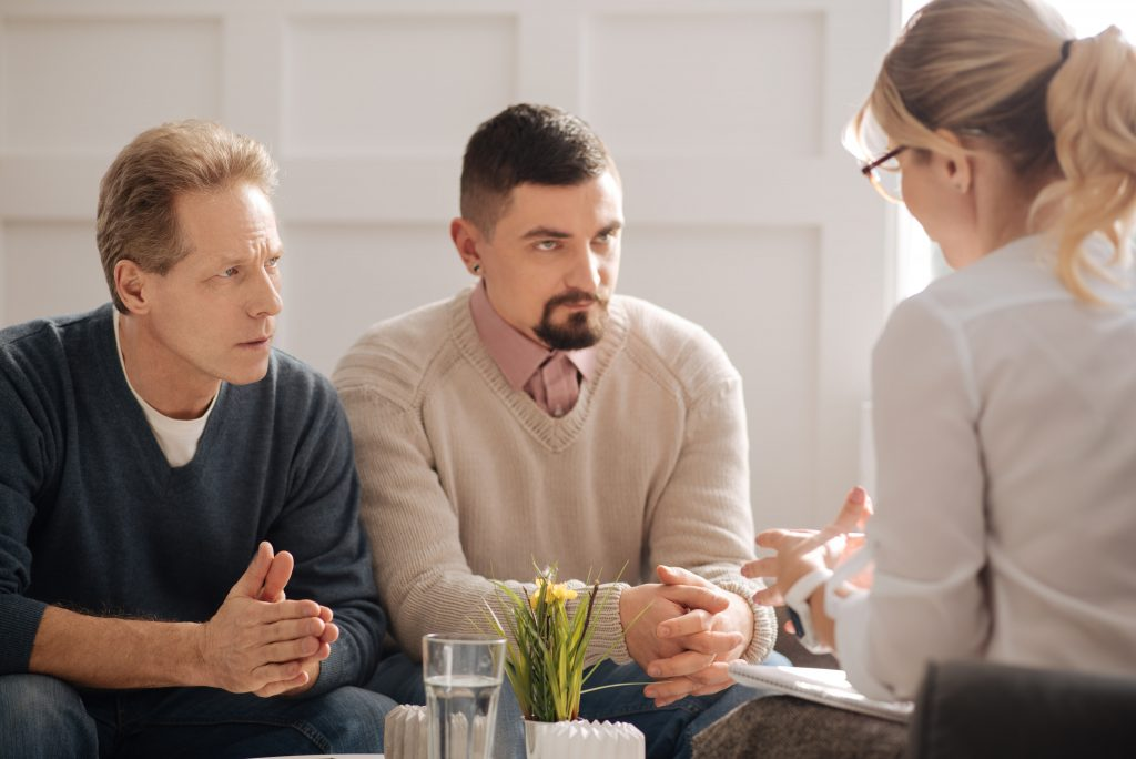 gay couples for Counseling