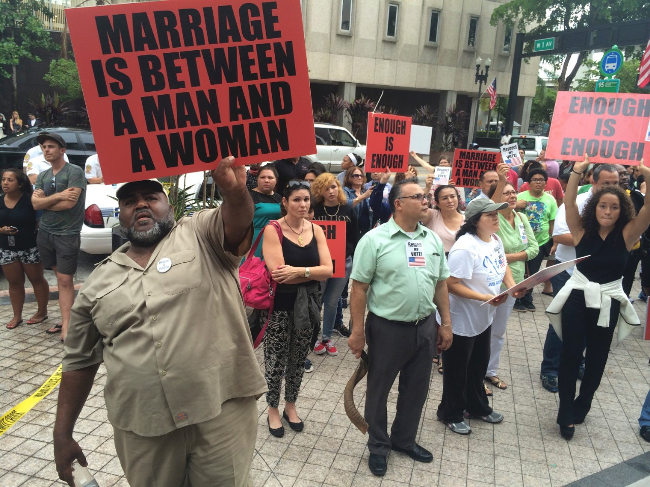 marriage agruments Gay