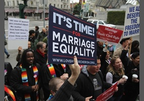 people marriage state gay Against