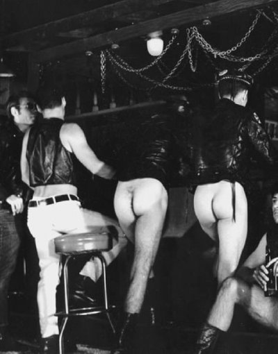 Gay leather bars los angeles