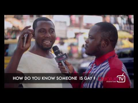 Do gay how is know someone you