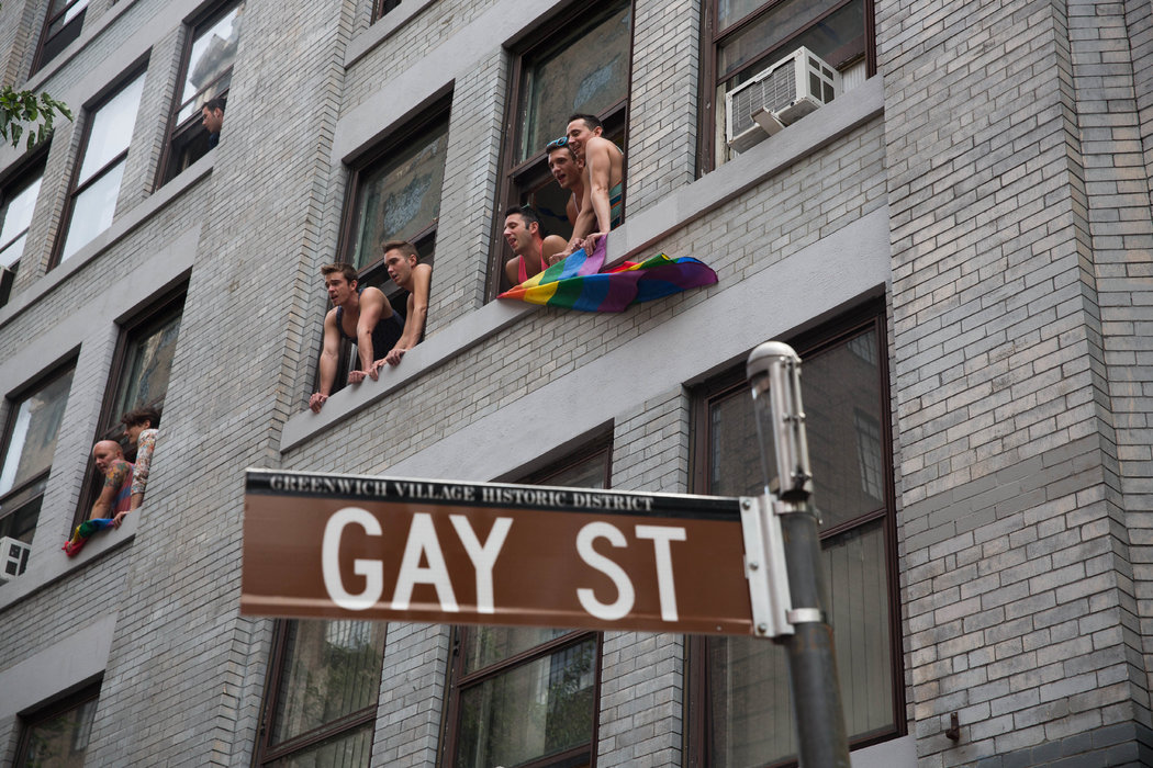 trips nyc Gay