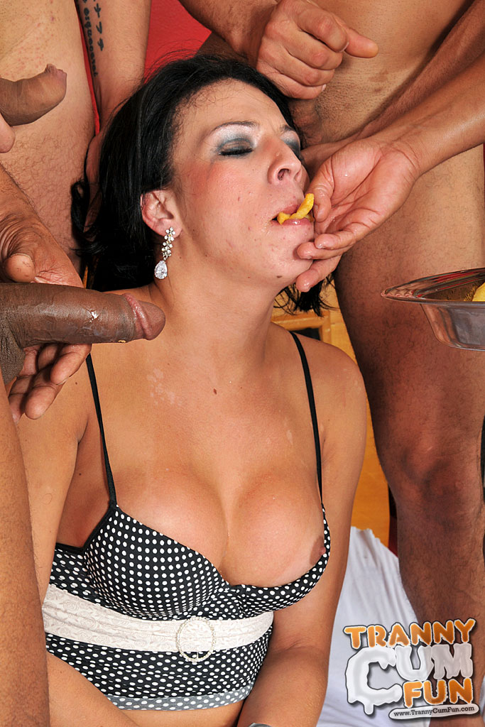 Porn galleries Gia transsexual