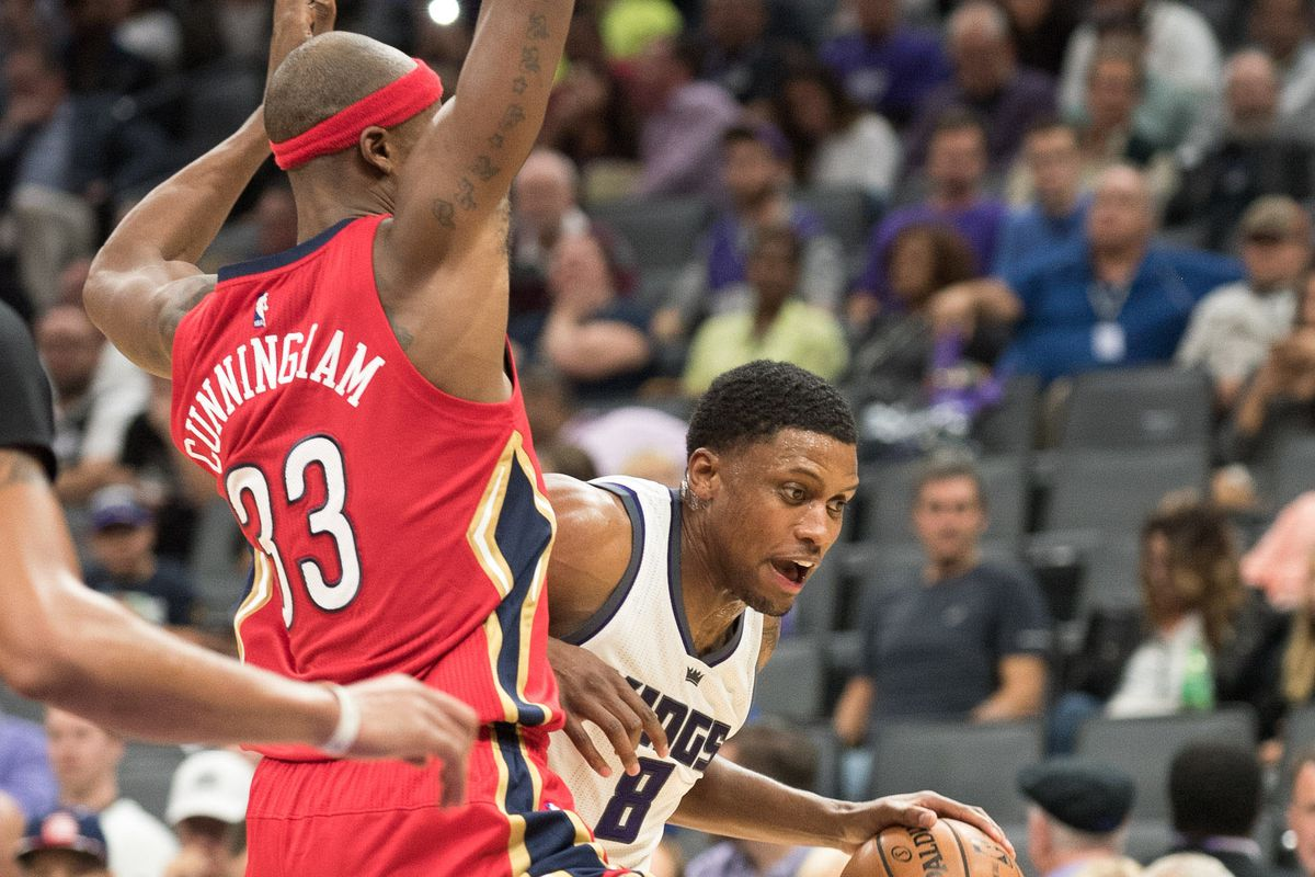 orleans to new Rudy gay