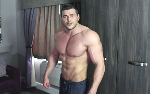 hunks gay Fuckable muscled