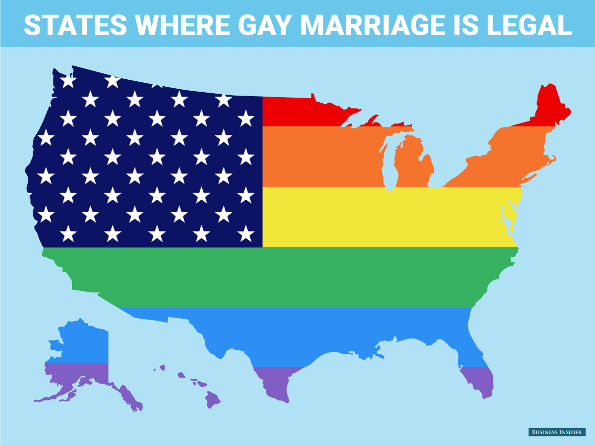 right human gay Legalised marriage