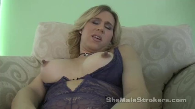 shemales toyed Long ass nipples