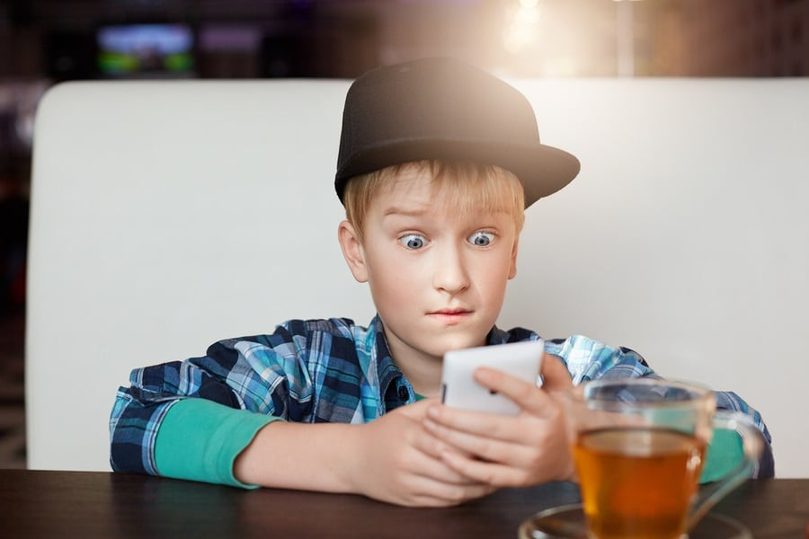 My son looks at shemale porn