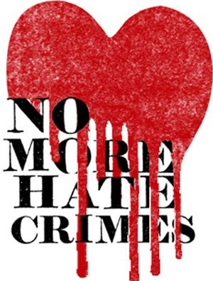 gay hate of crimes Number