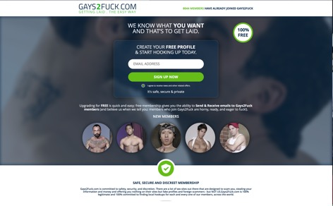gay Sites all like its