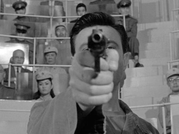 The manchurian candidate and gay subtext