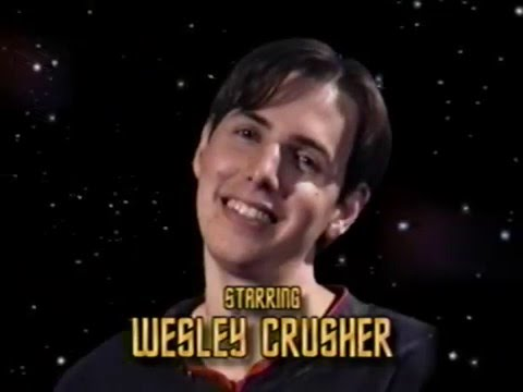 crusher out gay comes Wesley